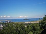 笠山山頂からの三河湾