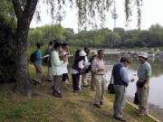 水神池の観察