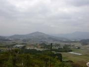 比丘尼山 四阿からの展望