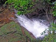 牛の滝 雌滝 落差4m