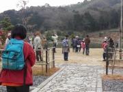 修景庭園でいつもの公園の様子を観察