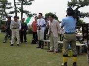大村知事から参加者への挨拶