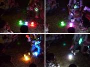 LEDによる光の混色