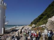 伊良湖岬周辺の地形の解説