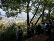 豊川市内の眺望