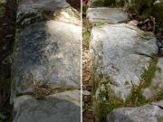 松脂岩と流紋岩